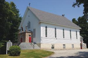 Sacred Heart Parish in Wauregan